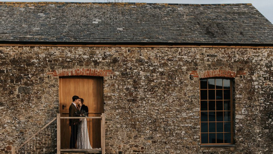 Launcells Barton winter wedding - Wedding planner Cornwall