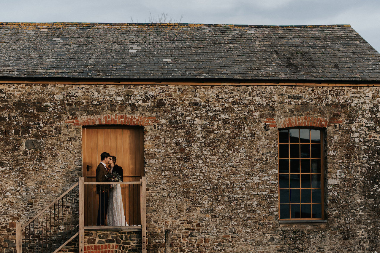 Launcells Barton winter wedding - Wedding planner Cornwall