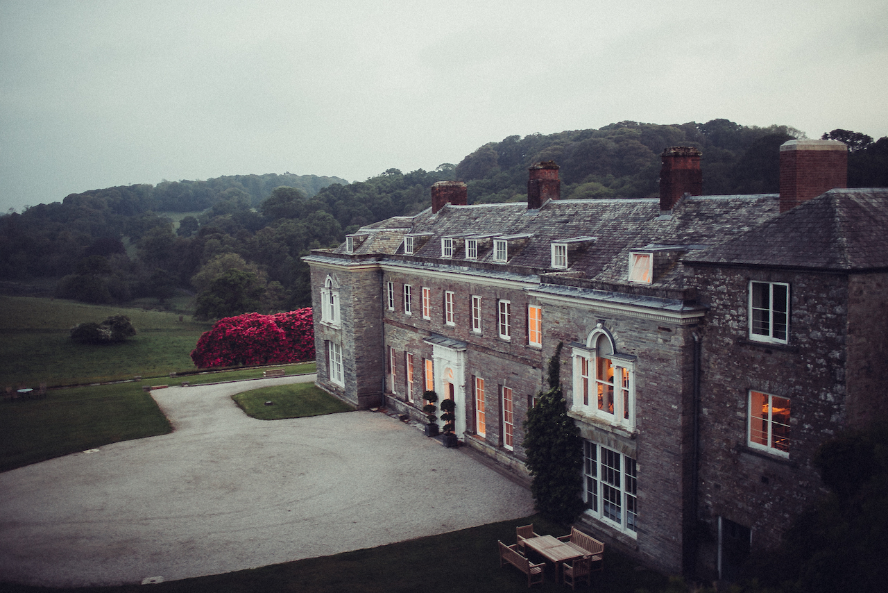 Wedding at Boconnoc - Wedding planner Cornwall