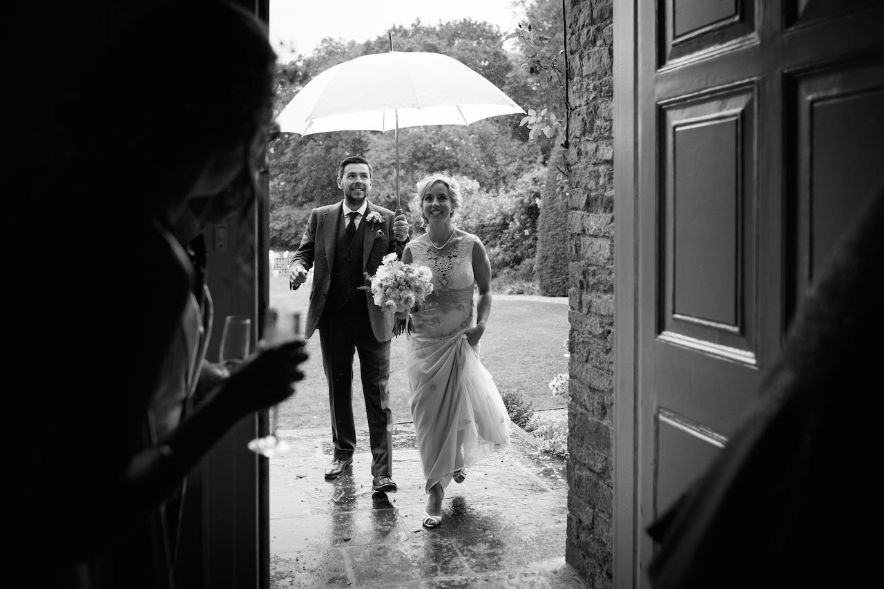 Alice and Tarquin's wedding Kingston Estate in Devon, planned by Wedding planner in Devon Jenny wren