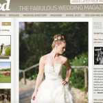 Spanish Wedding Shoot press feature all about Jenny Wren, Wedding Planner in Cornwall.