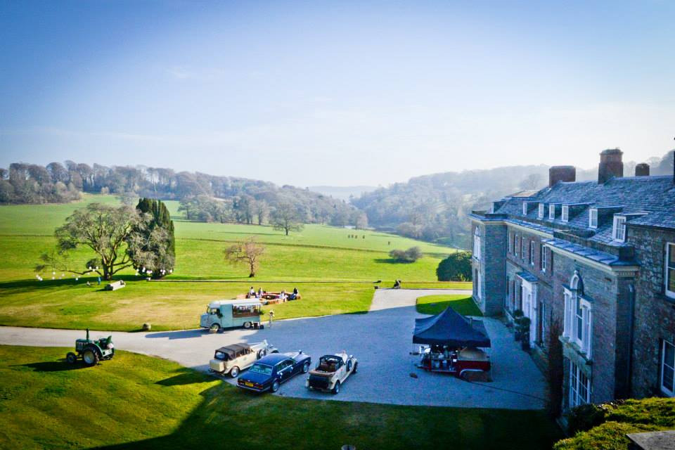 Boconnoc wedding open day, planned by Wedding Planner in Cornwall Jenny Wren