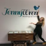 Blog on a work experience student working with Jenny Wren, Wedding Planner in Cornwall
