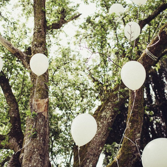 Outdoor decoration at a wedding at Boconnoc House in Cornwall. Jamie and Ariko used Jenny Wren Wedding Planning to plan their wedding.