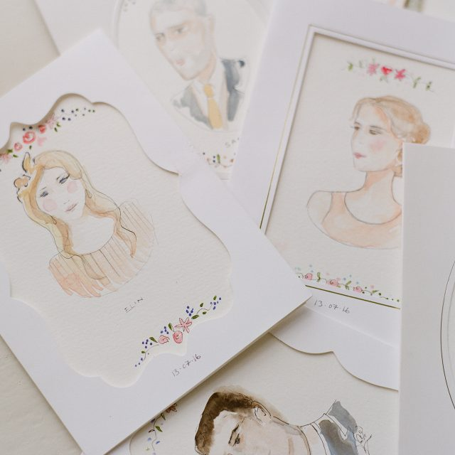 Wedding stationery at Sarah and Mark's Wedding at Boconnoc House in Cornwall. This wedding was planned by Cornwall Wedding Planner Jenny Wren