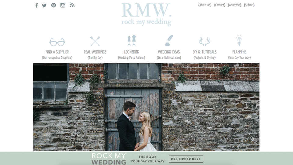 Photo of the The Rosevine wedding venue in Cornwall, reviewed by Cornwall wedding planner Jenny Wren
