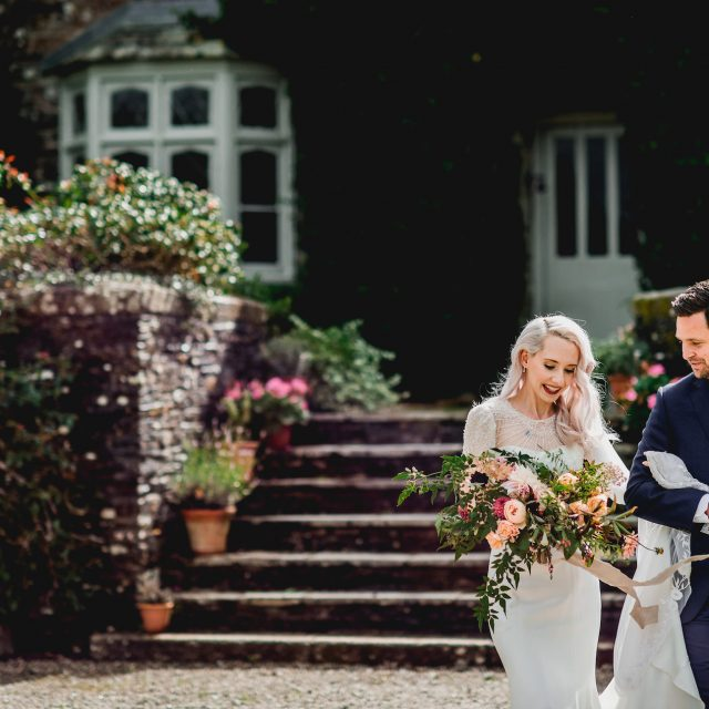 Planning a wedding at Coombeshead Farm in Cornwall - Jenny Wren Wedding Planning