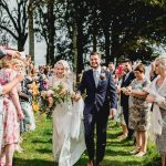 Looking for help with your Cornish wedding? Victoria and Paddy planned their wedding at Coombeshead Farm in Cornwall with Jenny Wren, Wedding Planner in Cornwall.