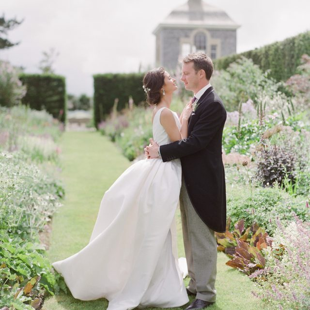 Jenny Wren Wedding Planner planned this wedding for Peony and Matthew in Cornwall