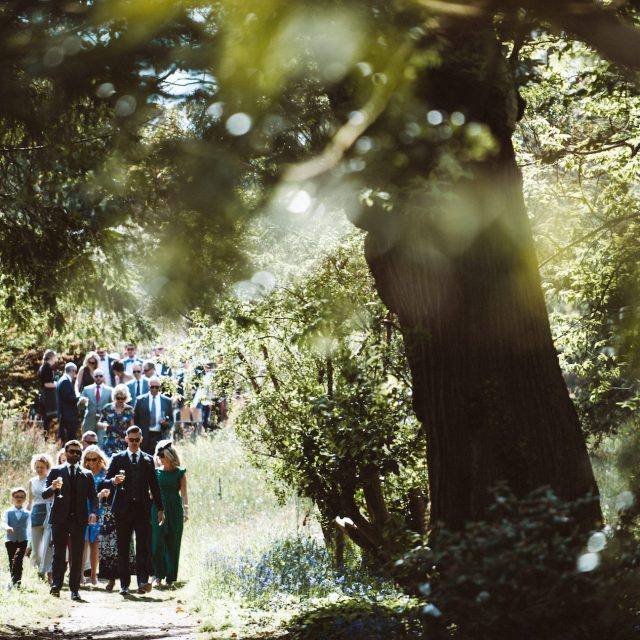 enys garden wedding
