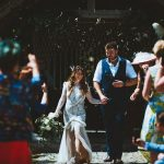 Wedding planned by Jenny Wren, wedding planner in Cornwall