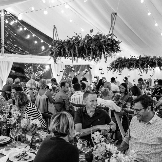 Photos from Jon and Pamela's celebrations at their private house in Cornwall. Planned by Wedding Planner and party planner in Cornwall
