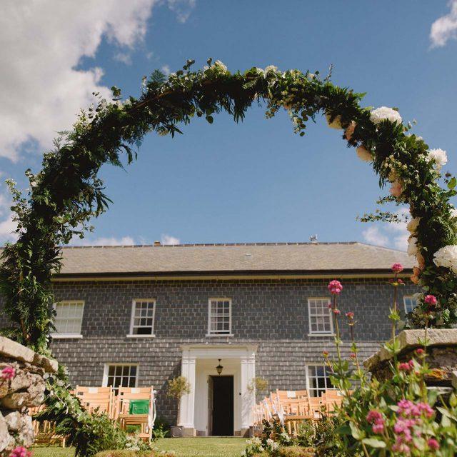 Jenny Wren Planning Sarah and Ollie's Wedding at Pamflete House & Carswell Farm