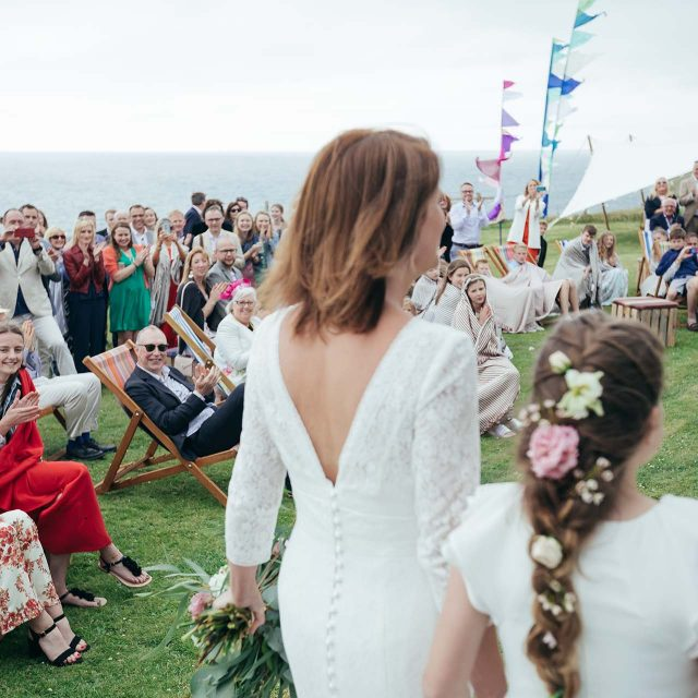 Wedding Planning for Laura and Jim in Cornwall by Jenny Wren