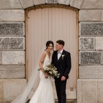 Ash and Luka's wedding; planned by Cornwall Wedding Planner Jenny Wren