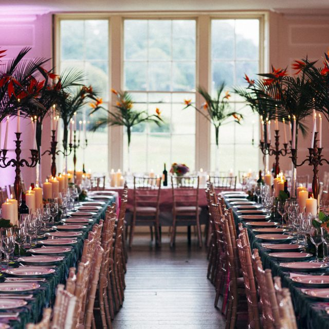 Wedding Planning at Boconnoc House in Cornwall by Jenny Wren Wedding Planner