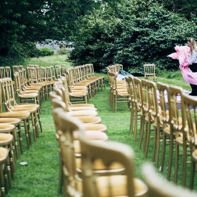 Cornwall wedding planner Jenny Wren planning wedding at Boconnoc House, Cornwall
