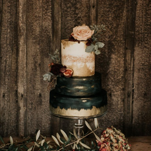 Styled wedding shoot with Jenny Wren Wedding Planner at Launcells Barton, Cornwall