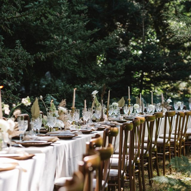 Photo from the wedding styled shoot at Boconnoc House in Cornwall